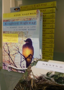 Kenn Kaufman's Kingbird Highway, Toledo Museum of Art gift shop