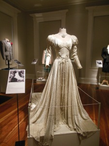 Costume from Sorry, Wrong Number, Designing Woman: Edith Head at Paramount, 1924-1967, Decorative Arts Center of Ohio