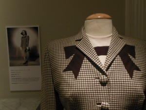 Costume from The Big Clock, Designing Woman: Edith Head at Paramount, 1924-1967, Decorative Arts Center of Ohio