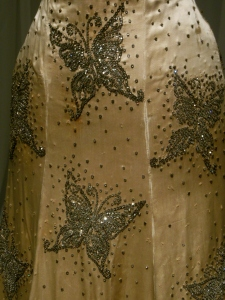 Detail of costume from She Done Him Wrong, Designing Woman: Edith Head at Paramount, 1924-1967, Decorative Arts Center of Ohio
