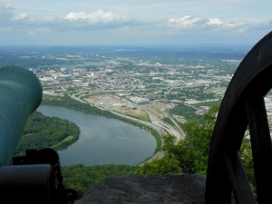 Point Park, Lookout Mountain, Tennessee