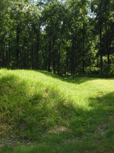 Confederate Earthworks, Kennesaw Mountain Battlefield Park