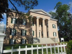 Old Governor's Mansion, Milledgeville, Georgia