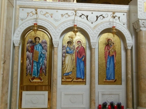 The Annunciation Greek Orthodox Cathedral, Columbus, Ohio