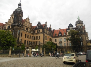 Dresden Royal Palace