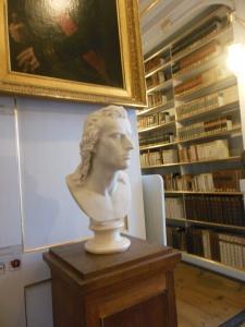 Bust of Friedrich Schiller, Anna Amalia Library