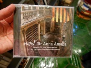 Hilfe! für Anna Amalia