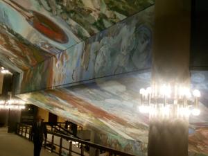 Gewandhaus interior, Leipzig