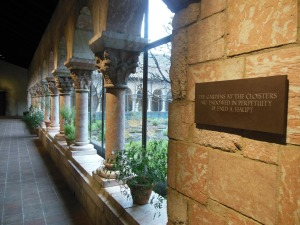 The Cloisters, New York City