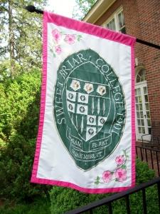 Sweet Briar College seal