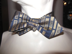 Mercantile Library Association of Cincinnati's bow tie