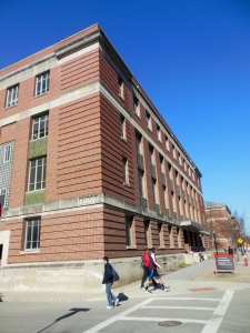 Smith Laboratory, Ohio State University