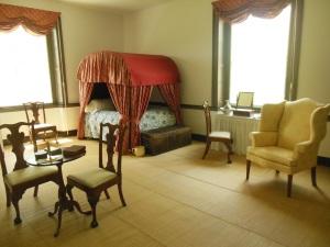 Henry Clay's bedroom, Adena