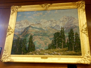 Wild Basin, Mt. Orton, by Dean Babcock