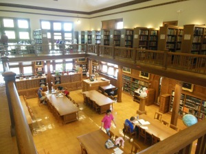Orton Memorial Library of Geology