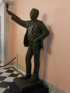 Thomas Edison statue, Ohio Statehouse