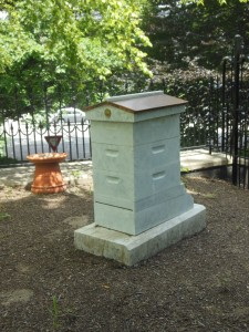 Ohio Statehouse beehive