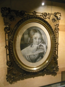Julia Devol, by Lilly Martin Spencer, Ohio History Connection