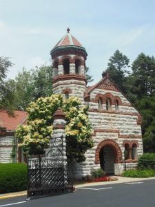 Woodland Cemetery, Dayton