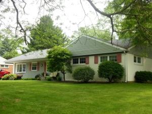 Bombeck home, Centerville