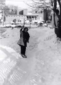 East Sycamore Street, German Village, February 1978