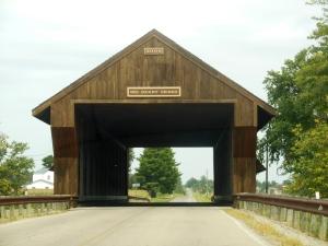Buck Run Road Covered Bridge