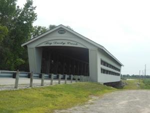 North Lewisburg Road Covered Bridge