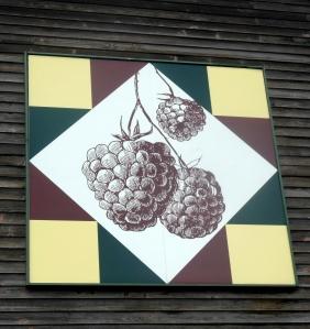 Barn Quilt, Robert Rothschild Farm