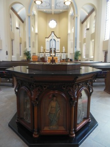 Chapel of the Immaculate Conception, University of Dayton