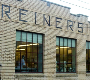 Pistachia Vera, in the former Reiner's Bakery
