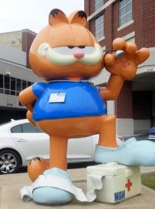 """Doctor Garfield,"" Marion, Indiana"