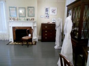 Marie Webster's studio