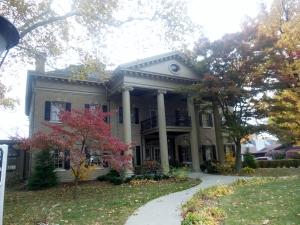 Hostess House, Marion, Indiana