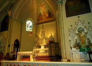 St. Patrick Church, Columbus