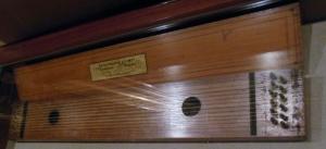 Aeolian harp, Wordsworth Museum