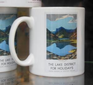 Lake District mug