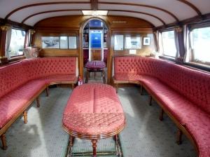 Steam gondola