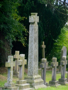 Ruskin's grave
