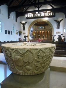 St. Mary's Church, Wreay
