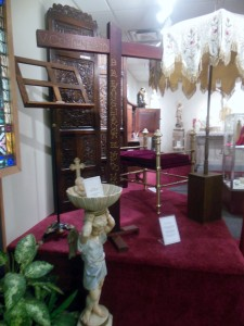Cathedral of the Immaculate Conception museum