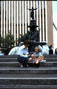 Fountain Square, ca. 1975