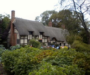 Anne Hathaway's Cottage, September 2010