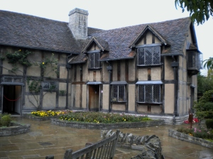 Shakespeare Birthplace, September 2010