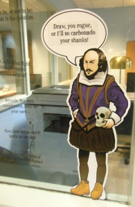 Shakespeare 400, Kenyon College