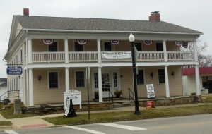 Myers Inn Museum, Sunbury