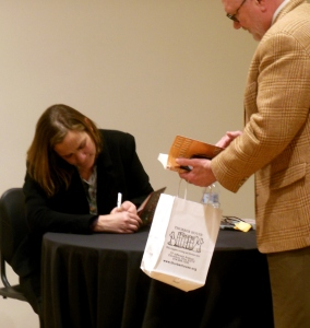 Tracy Chevalier at Thurber House's Evenings with Authors, March 22, 2016