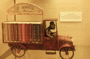 Sonnet Truck, Grolier Club