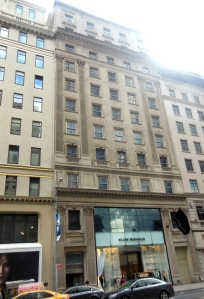 TR home, 6 West 57th Street