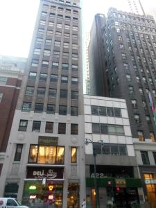 TR home, 422 Madison Avenue