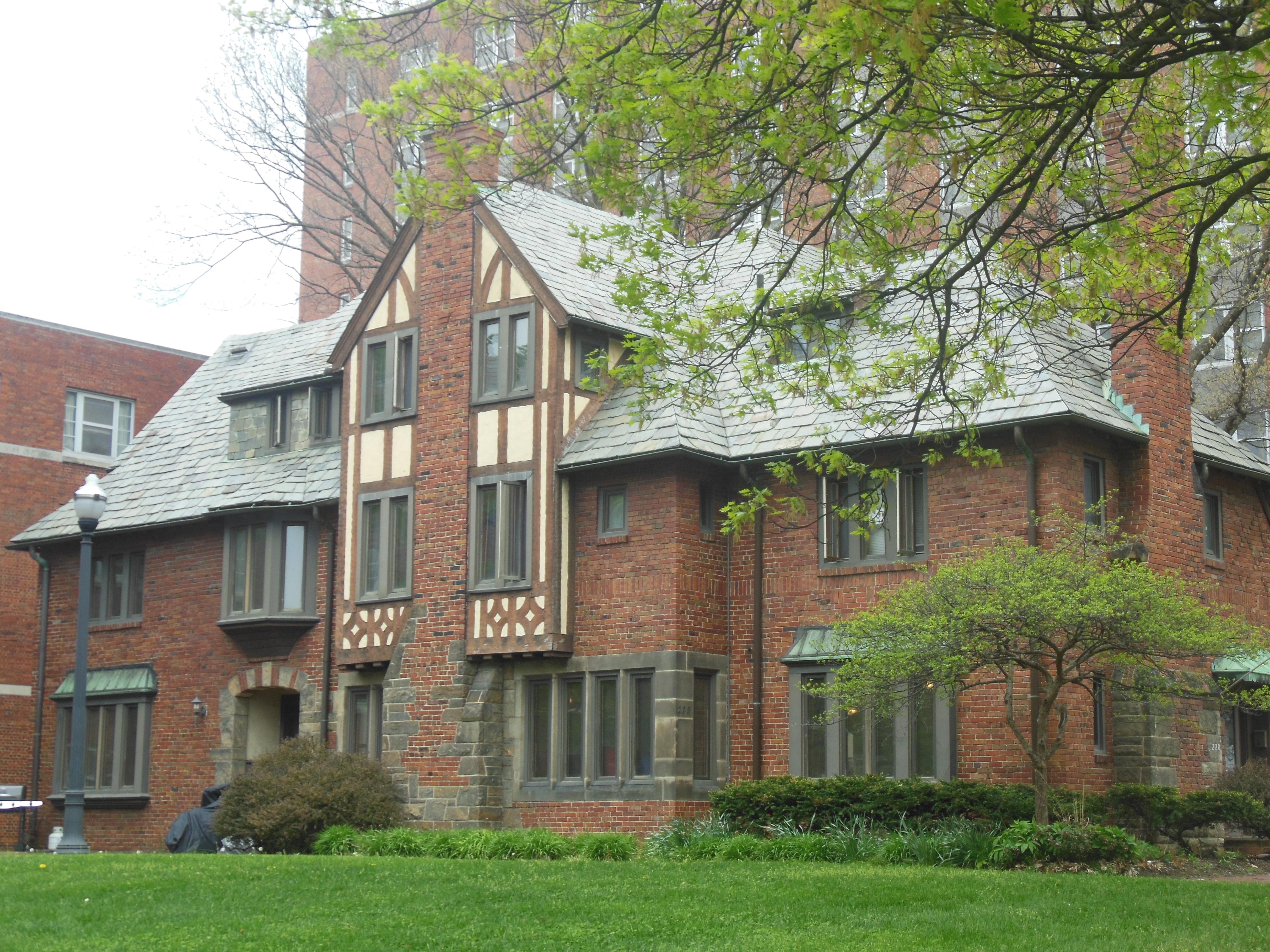 Fechko Alumnae Scholarship House, Ohio State University